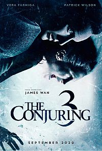 The Conjuring 3 Cover