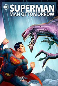 Superman: Man Of Tomorrow Cover