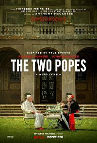 The Two Popes Cover