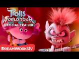Trolls World Tour Rimorchio