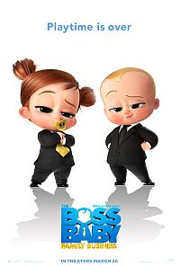 The Boss Baby: Family Business Cover