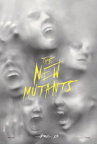 X-Men: The New Mutants Cover